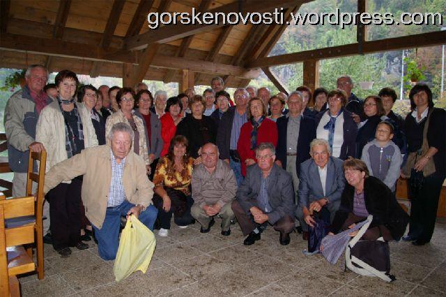 Krčki i Vrbovščanski umirovljenici na Kamačniku