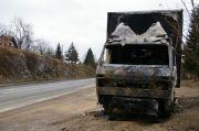 Izgorjela je kabina kamiona