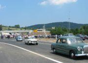 Autocestom su prvo prošli oldtimeri