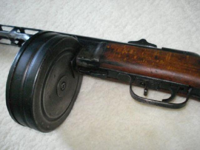 Sovjetski PPŠ - popularni Špagin