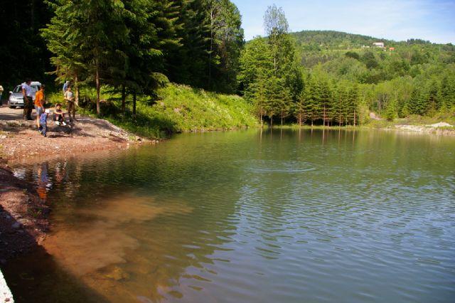 Umjetno jezero Jelenski jarak