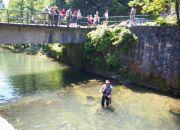 Ribičko natjecanje bilo je atrakcija na Kamačniku