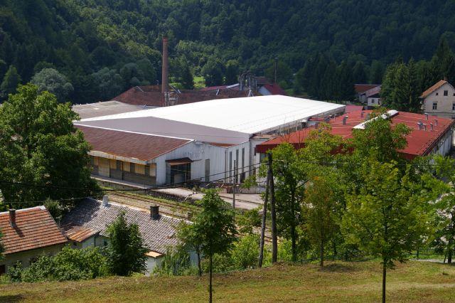 Bivša Drvna industrija Vrbovsko - uskoro tvornica peleta