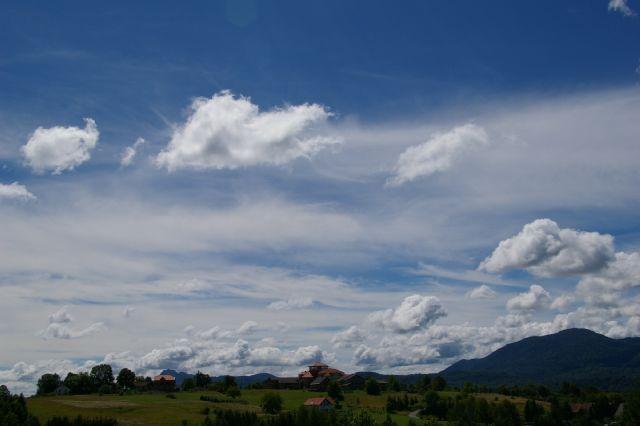Proljetni oblaci