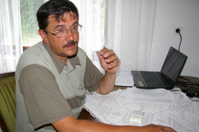 Dušan Stipanović, predsjednik SDSS-a Vrbovs