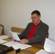 Inicijator osnivanja Holdinga - Dražen Mufić
