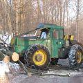 Šumski traktor