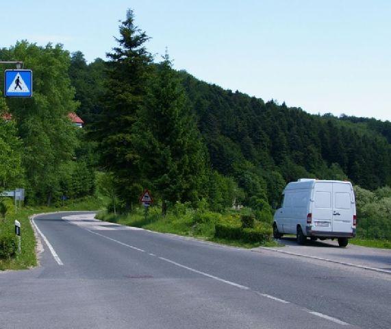Nesreća se dogodila na staroj cesti Rijeka-Zagreb u Donjoj Dobri nedaleko Skrada