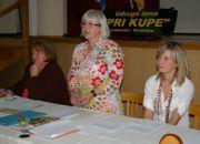 Zdenka Fabac (u sredini) dobila je još jedan četverogodišnji mandat