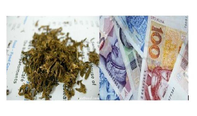 marihuana i novac
