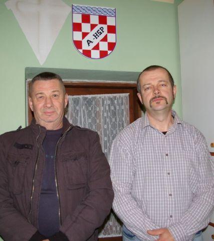 Autohtoni pravaši Lasić i Šepić