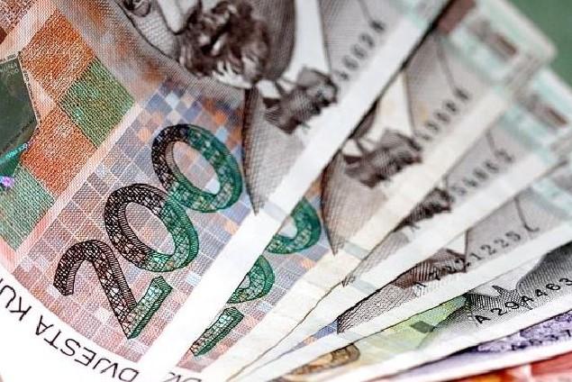 novac za objavu