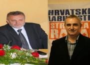 Željko Mirković (SDP) i Nenad Pleše (Hrvatski laburisti