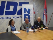 Majda Burić, Dinko Beaković i Ivo Zrilić