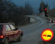 Akumulatori su ukradeni iz priivremeno postavljenih semafora