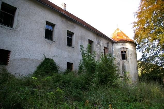 Dvorac u Severinu na Kupi