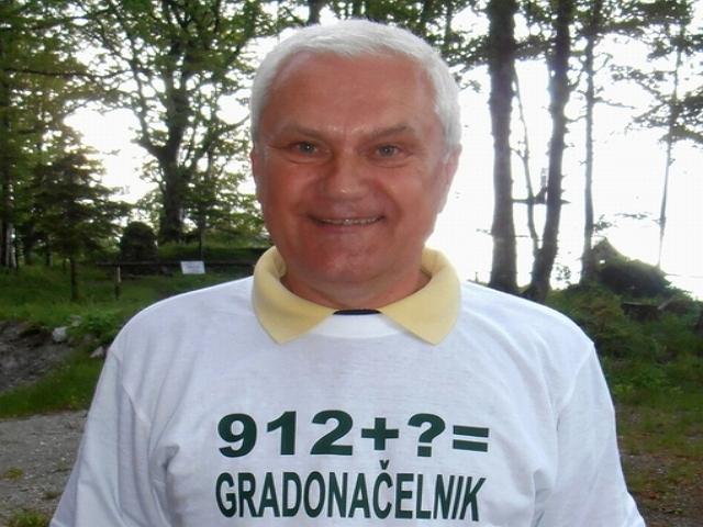 Gradonačelnik Delnica Ivica Knežević