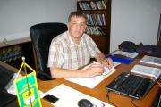 Dražen Mufić, gradonačelnik Grada Vrbovskog