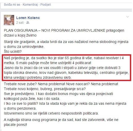 Sporni status prozvane SDP-ovke Lorene Kolenc