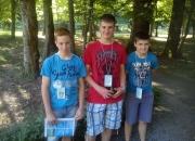 Nagrađeni gerovski učenici