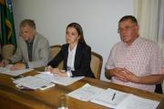 Gradonačelnik Mufić (desno) prozvao opoziciju za opstruiranje rada gradskih tvrtki