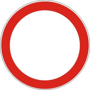 zabrana prometa