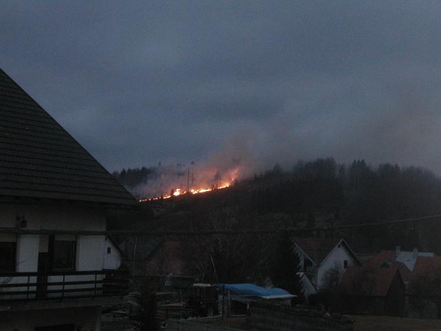 Požar RG