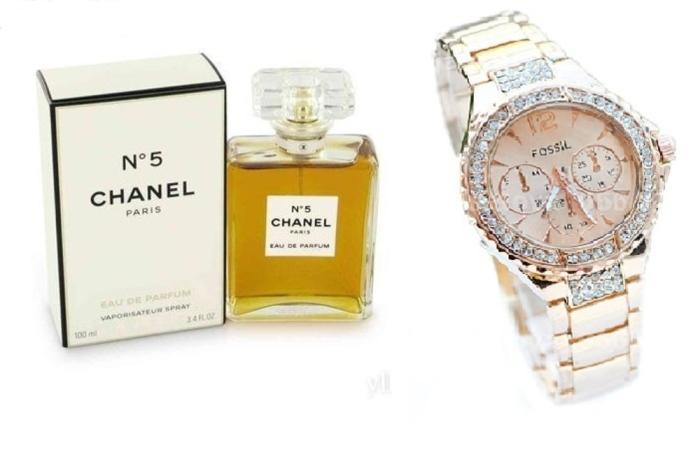 Sat i parfem