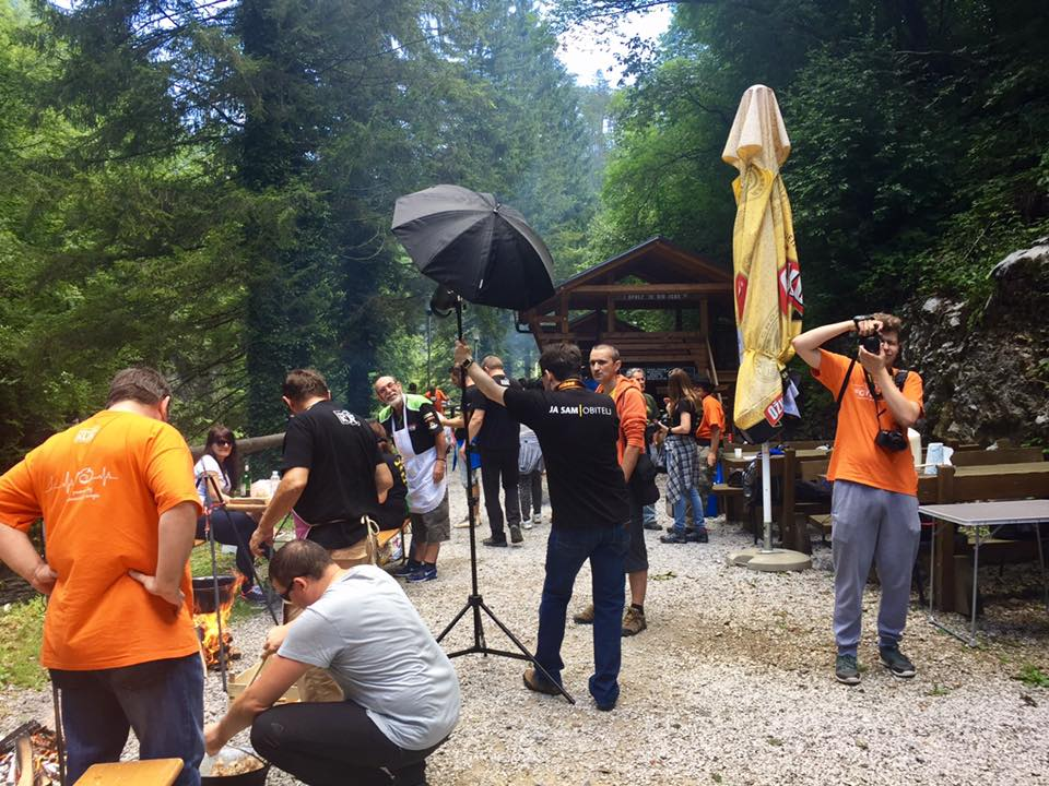 Gorske novosti: Održan 1. Foto kotlić…