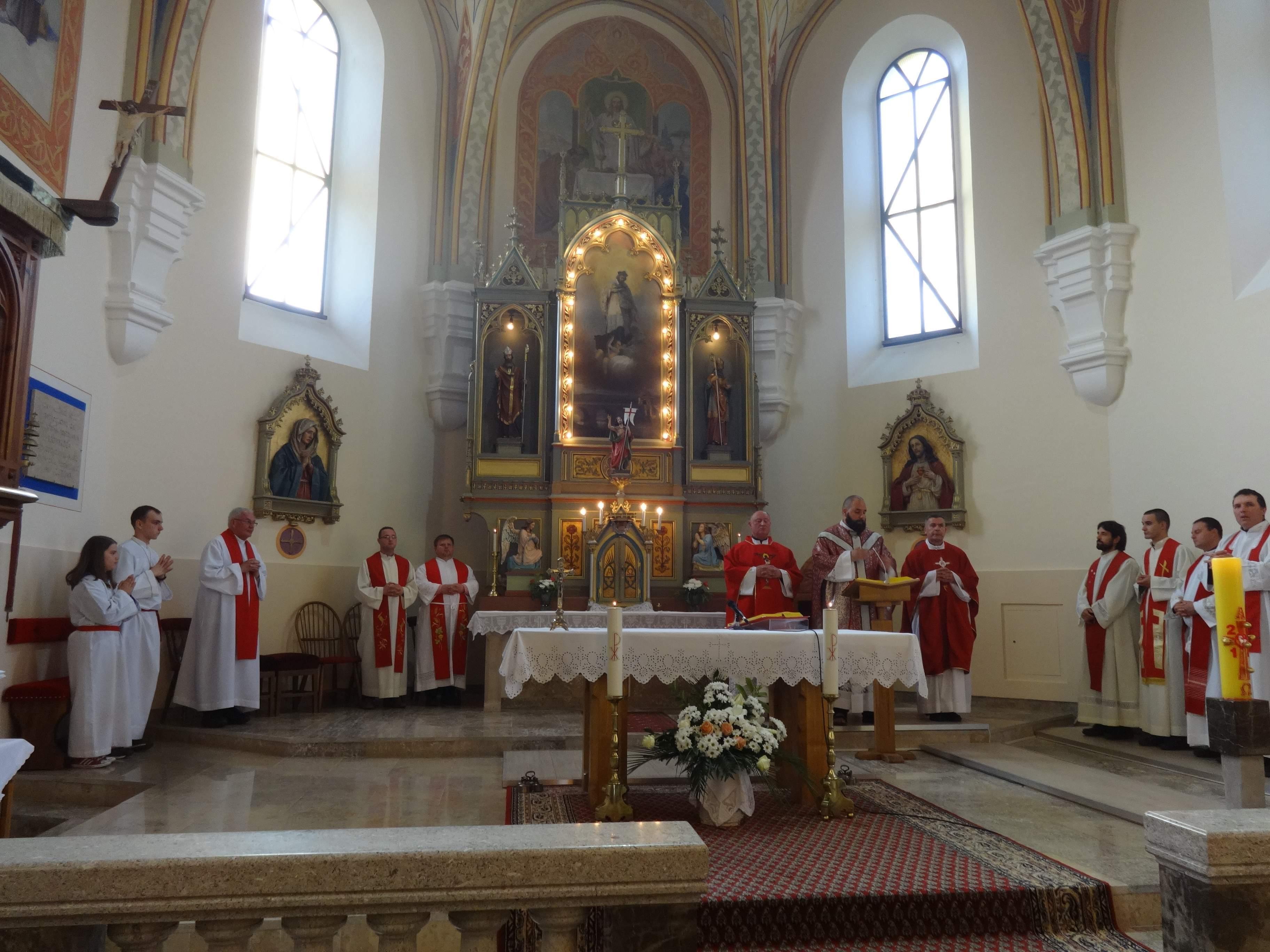 Svecanom Misom Katolicki Vjernici Proslavili Dan Zupe I Blagdan