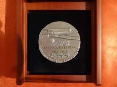 Medalja za A i K Šragalj