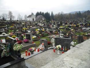 Groblje KRµ na Dan Svih Svetih