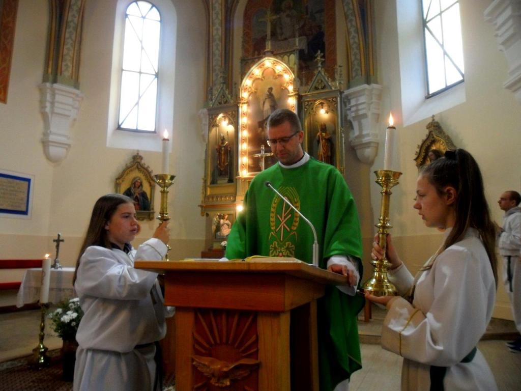 Na Kraju Pastoralne Godine Zupa Sv Ivana Nepomuka U Vrbovskom